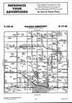 Map Image 003, Dodge County 2000